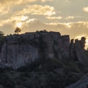 Залез над Белоградчишките скали