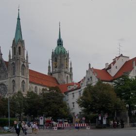 Sankt Pauls Kirche 2