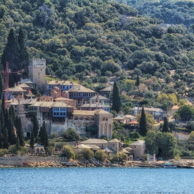 Monastery Dochiariou