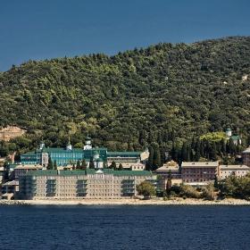 Monastery Agiou Panteleimonos