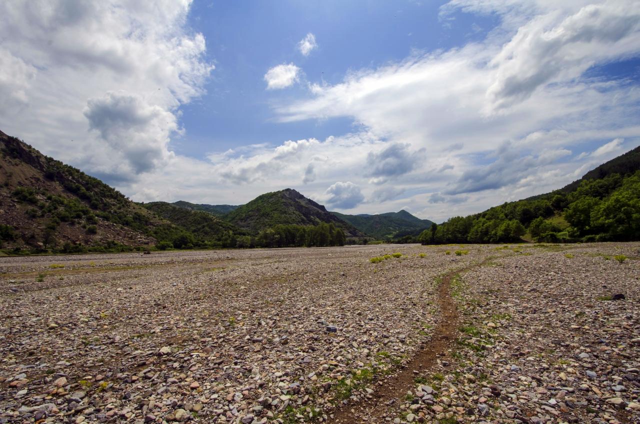Коритото на Река Боровица