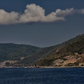 Monastery Xenofontos