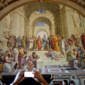 Атинската школа