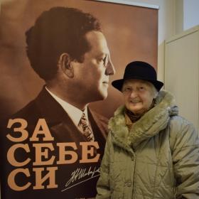 Таня Доганова - Христова - Създателката на легендарния български хор ЙОАН КУКУЗЕЛ