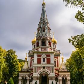 Храм-паметник Рождество Христово, Шипченски манастир