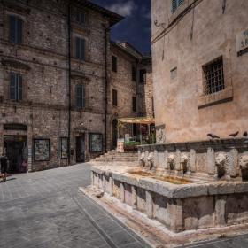 Piazza S. Rufino - Assisi