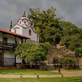 Църква Св. Богородица Живоносен източник, Kakovo