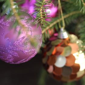 Коледен блясък