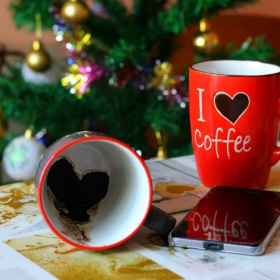 Благодаря, за прекрасното кафе!