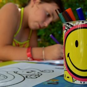 Детски летни усмивки
