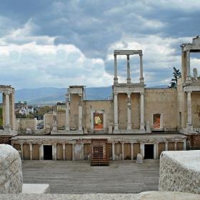 Античен театър-Пловдив