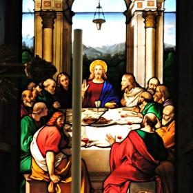 Стъклопис - Катедрала Комо, Италия
