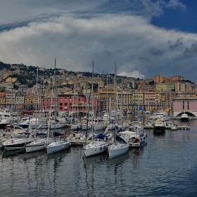 Генуезко пристанищно