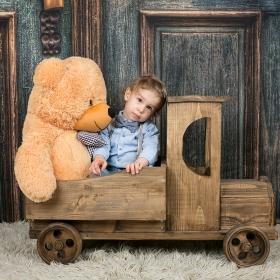 Бебето и мечока