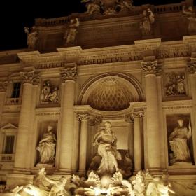 Фонтанът Ди Треви, Рим