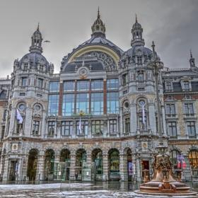 Антверпен - 01