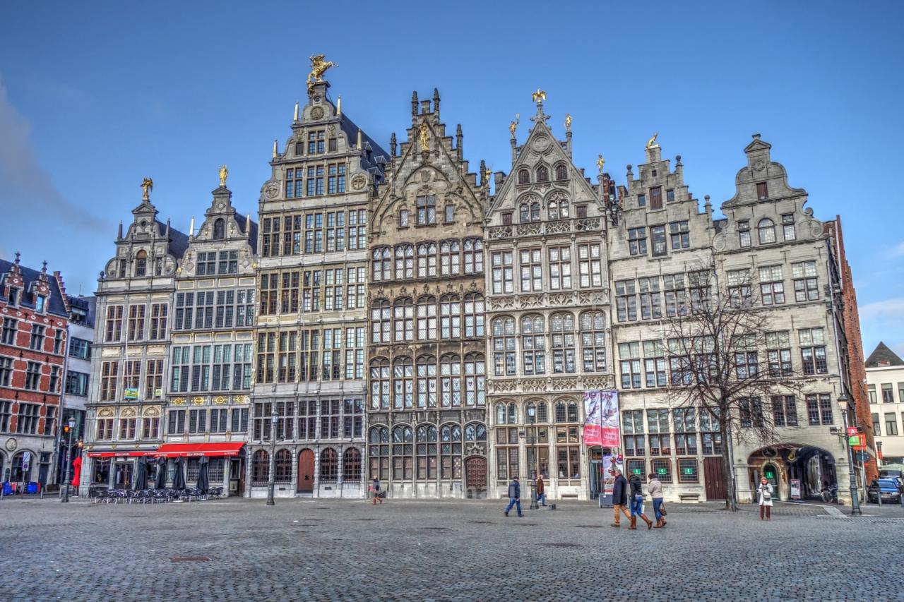 Антверпен - 02