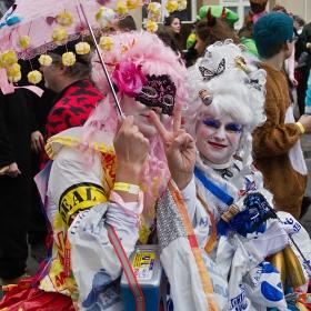 Карнавални срещи от Bad Kreuznach...в коментара- пояснение...