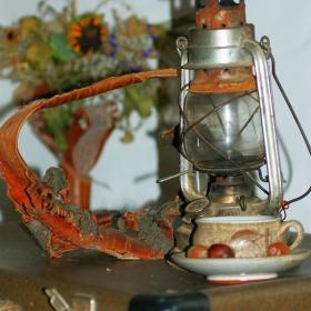 Старата лампа