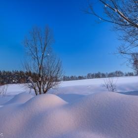 Снежни дюни