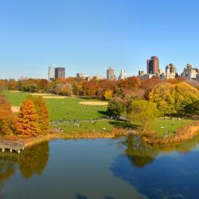 Есен в Ню Йорк