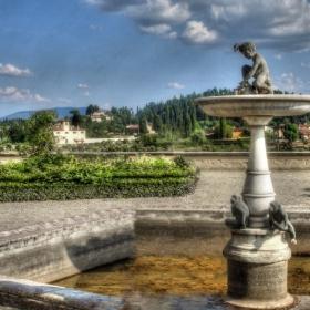 Градините Боболи  - 03
