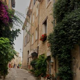 По улиците на Saint-Paul de Vence