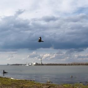 Полет над Дунав