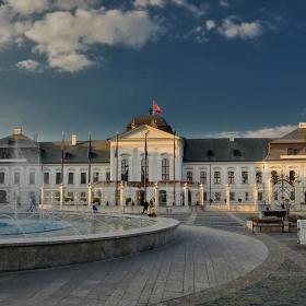 Президенството -  дворец Grassalkovich, 1760 г.