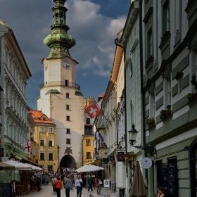 Michalska ulice, Bratislava