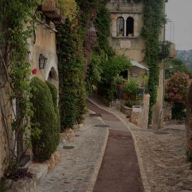 Улиците на Saint-Paul de Vence