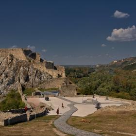 Девинската крепост, 1271 г.