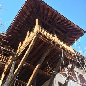 манастирската тераса
