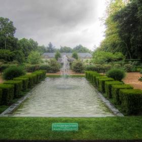 Парка на замъка Шеверни - 02