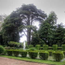 Парка на замъка Шеверни - 03