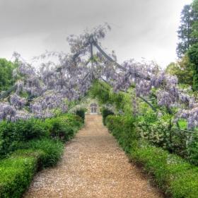 Парка на замъка Шеверни - 04