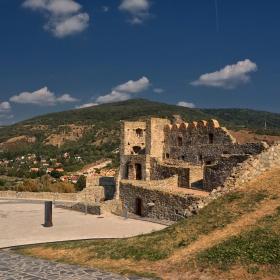 Двореца на Стефан Батори, Devinsky hrad