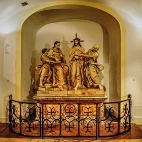 St Michael Kirche - Сцена от живота на Христос - Страстите Христови