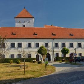 Замък Cejkovice