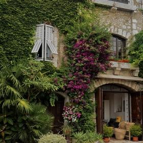 Раззеленено от Saint-Paul de Vence
