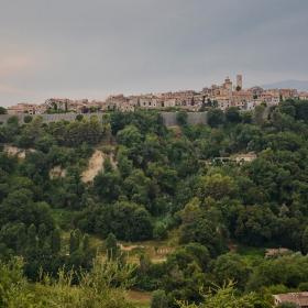 Saint-Paul de Vence - селото с крепостните зидове