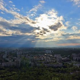 Пловдивски пейзаж