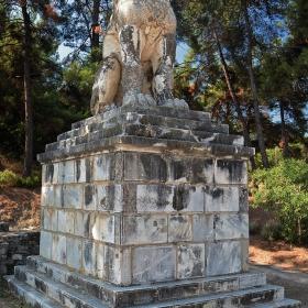 Амфиполиският монумент, IV в.пр.н.е.*
