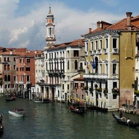 Венеция-Канале Гранде