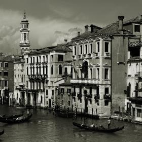 Венеция в ретро