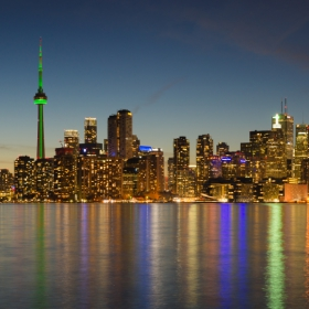 Торонто в целия му блясък