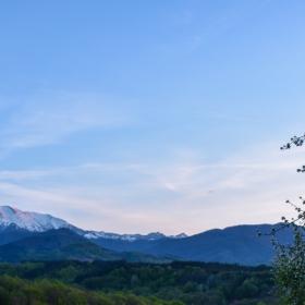 Планинска пролет