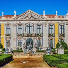 Palacio National de Queluz 6
