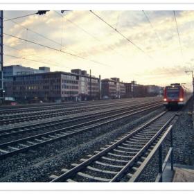 Влакът в 7:40