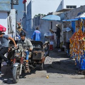 Улично от Мароко